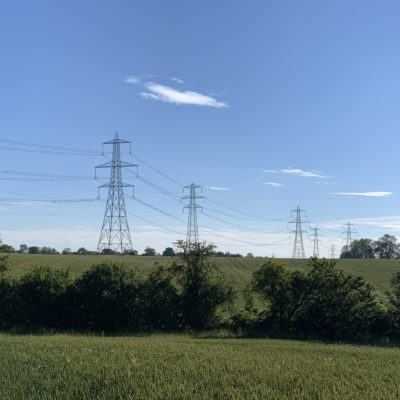 Electricity Masts