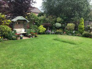 Peter And Carole Winner Best Kept Garden Gacc 2021